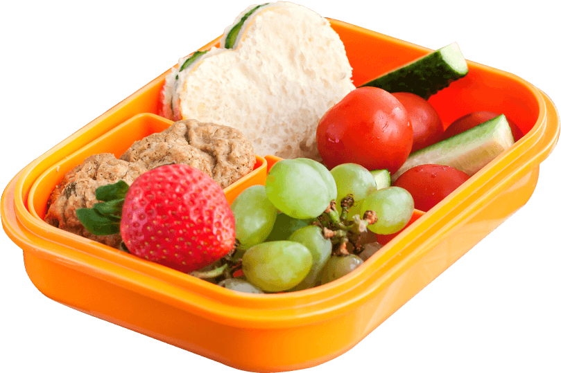 Image of student lunch